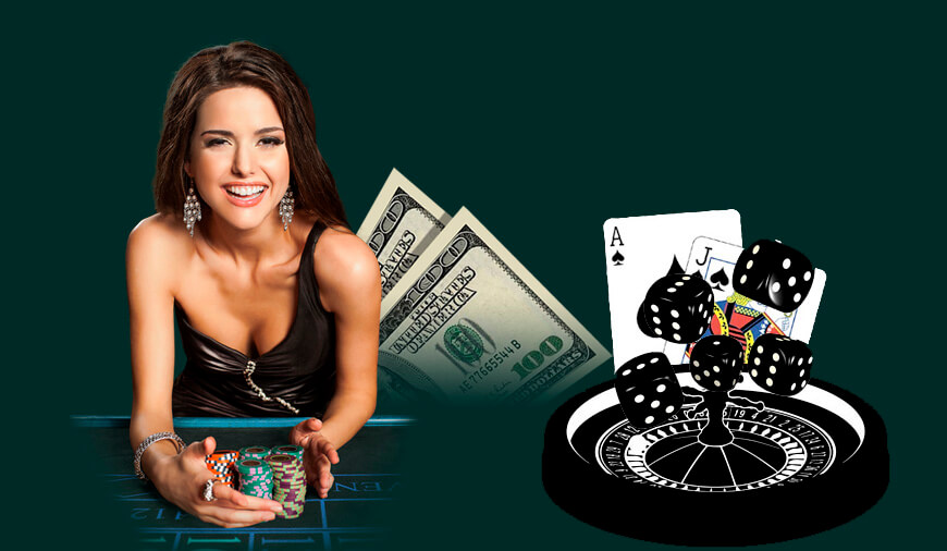 Games with live dealers